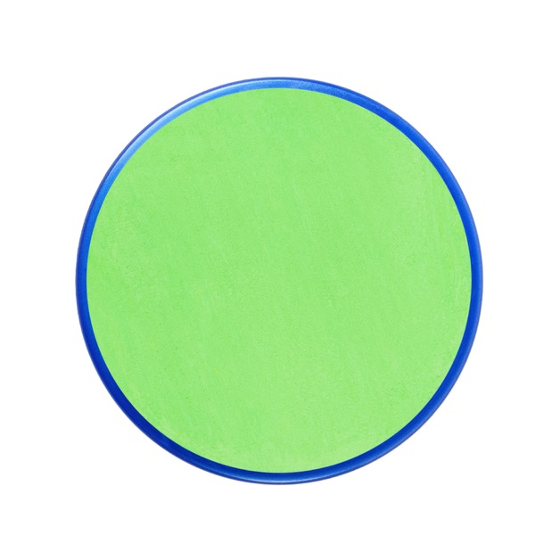 Snazaroo Face Paint - Lime Green (18ml)