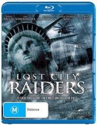 Lost City Raiders on Blu-ray