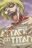 Attack on Titan: Colossal Edition 2 (Vol's 6-10) by Hajime Isayama