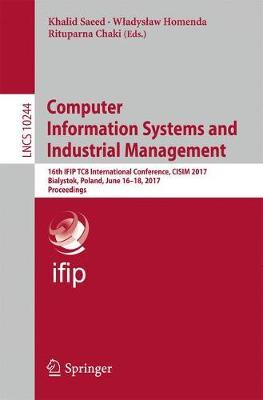 Computer Information Systems and Industrial Management image