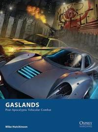 Gaslands by Mike Hutchinson image