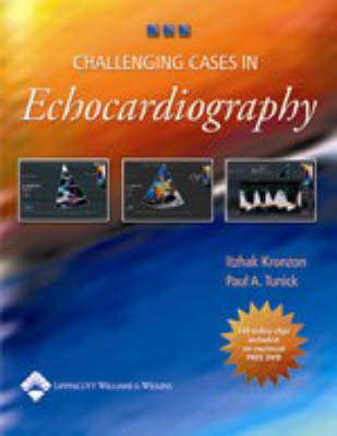 Challenging Cases in Echocardiography by Itzhak Kronzon image