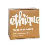Ethique Frizz Wrangler Shampoo Bar for Dry or Frizzy Hair (110g)