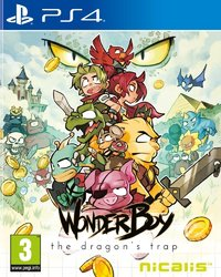 Wonder Boy: The Dragon's Trap for PS4