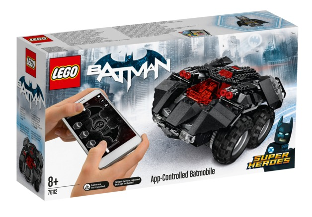 LEGO Super Heroes - App-Controlled Batmobile (76112)
