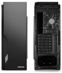 Deepcool: Dukase V3 Mid Tower Case - Black image