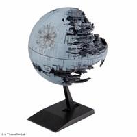 Star Wars Vehicle Model 013: Death Star II - Model Kit image