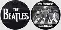 Abbey Road Crossing Slipmat Set by The Beatles