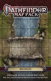 Pathfinder Map Pack: Bridges