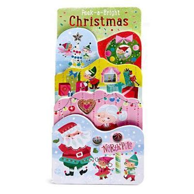 Peek-A-Bright Christmas by Holly Berry-Byrd