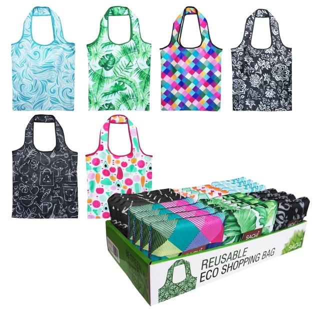 Sachi: Shopping Bags Asst. Designs (Series 2)