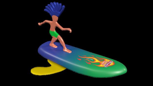 Wahu: Surfer Dudes - Sunny Coast Sammy