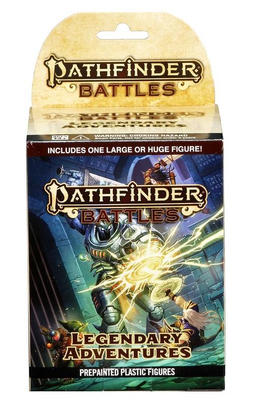 Pathfinder Battles: Legendary Adventures - Single Booster (Blind Box)