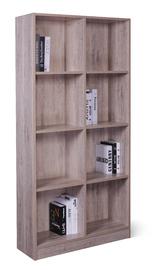 Ape Style: 8 Cube Storage Cubby - Wood Grain image
