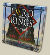 Lord of the Rings: Friends & Foes Expansion