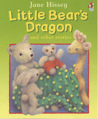 Little Bear's Dragon by Jane Hissey image
