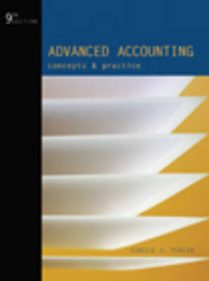 Advanced Accounting by Arnold J. Pahler image