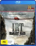 Ice Road Truckers: Deadliest Roads on Blu-ray