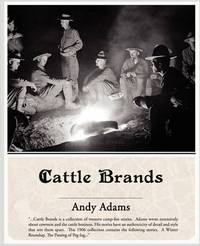 Cattle Brands by Andy Adams image