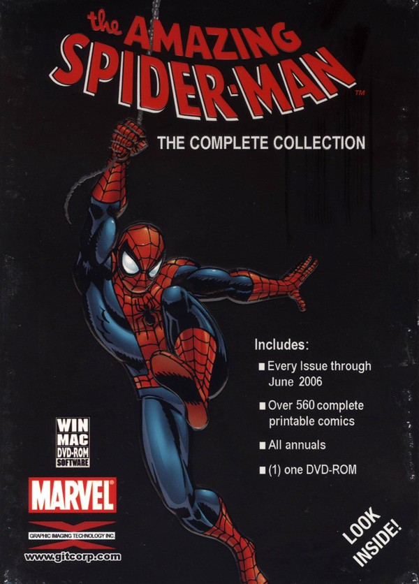 Amazing Spider-Man Complete Comic Collection image
