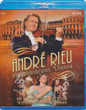Andre Rieu at Schonbrunn Vienna on Blu-Ray