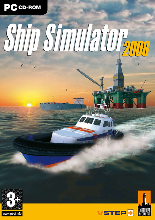 Ship Simulator 2008 for PC Games