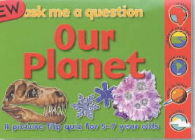 Ask Me a Question: Our Planet by Brenda Williams