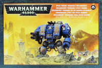 Warhammer 40,000 Space Marine Venerable Dreadnought