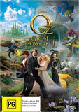 Oz: The Great And Powerful on DVD