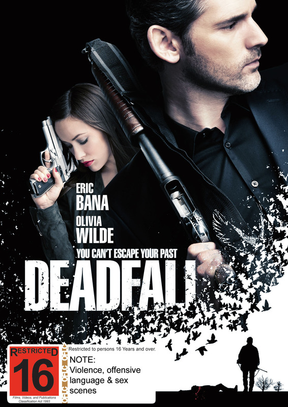 Deadfall on DVD