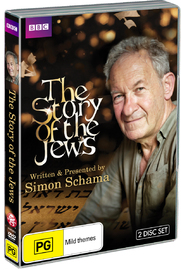The Story of the Jews with Simon Schama on DVD image