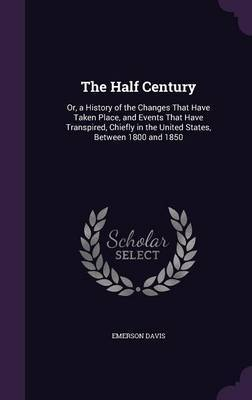 The Half Century by Emerson Davis image