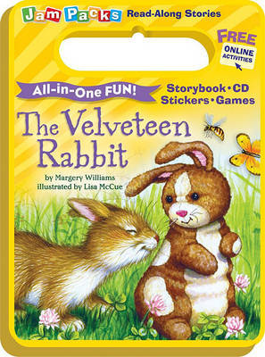 The Velveteen Rabbit: Storybook, CD and Activities by Margery Williams