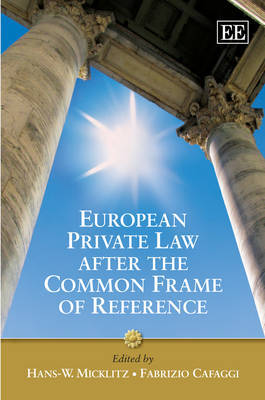 European Private Law After the Common Frame of Reference image