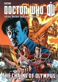 Doctor Who: The Chains Of Olympus by Scott Gray