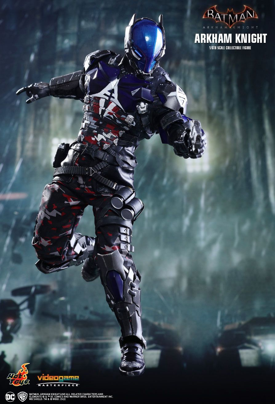 "Batman: Arkham Knight - Arkham Knight 12"" Articulated Figure image"