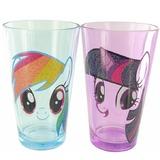 My Little Pony Glittery Glasses Set