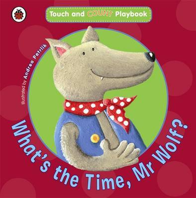 What's the Time, Mr Wolf? by Ladybird