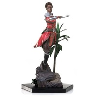 Black Panther: 1/10 Nakia - Battle Diorama Statue
