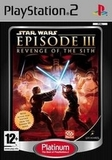 Star Wars Episode III Revenge Of The Sith (Platinum) for PlayStation 2