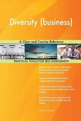 Diversity (Business) a Clear and Concise Reference by Gerardus Blokdyk image