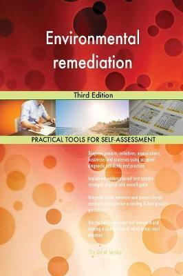 Environmental Remediation Third Edition by Gerardus Blokdyk image