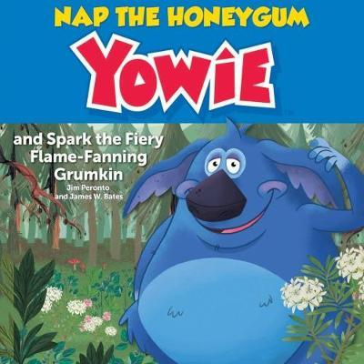 Nap the Honeygum Yowie by Jim Peronto