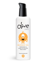Olive Baby Natural Massage Oil (100ml)