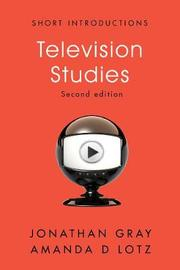 Television Studies by Jonathan Gray