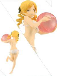 Madoka Magica: Mami Tomoe Swimwear Ver. - PVC Figure image