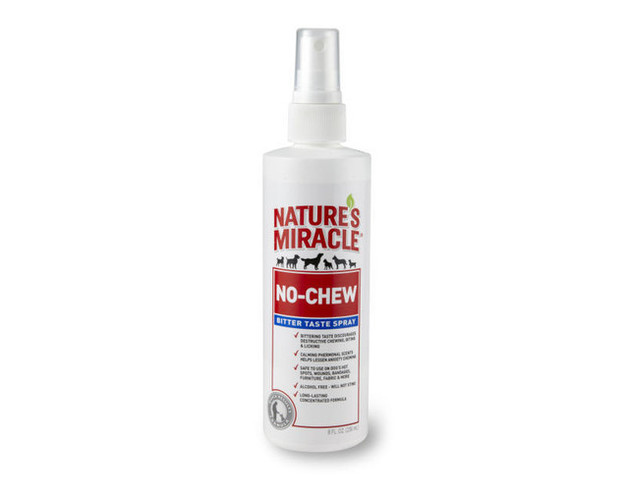 Natures Miracle: No Chew Bitter Taste Spray 236ml