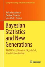 Bayesian Statistics and New Generations