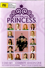 Australian Princess - Complete Season 1 (3 Disc Set) on DVD