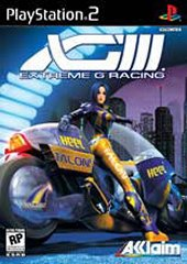 Extreme G 3 for PlayStation 2